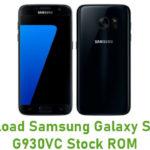 Samsung Galaxy S7 SM-G930VC Stock ROM