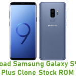 Samsung Galaxy S9 Edge Plus Clone Stock ROM