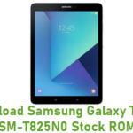 Download Samsung Galaxy Tab S3 SM-T825N0 Stock ROM