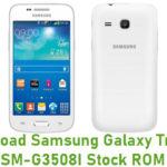 Samsung Galaxy Trend 3 SM-G3508I Stock ROM