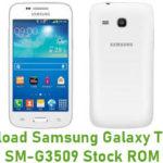 Samsung Galaxy Trend 3 SM-G3509 Stock ROM
