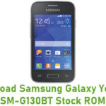 Samsung Galaxy Young 2 SM-G130BT Stock ROM