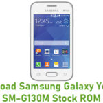 Download Samsung Galaxy Young 2 SM-G130M Stock ROM
