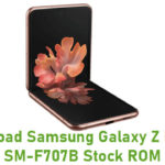 Samsung Galaxy Z Flip 5G SM-F707B Stock ROM