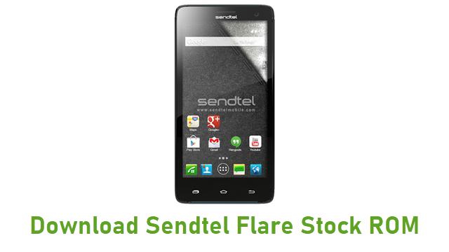 Download Sendtel Flare Stock ROM