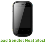 Download Sendtel Neat Stock ROM