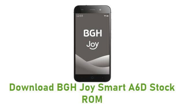 Download BGH Joy Smart A6D Stock ROM