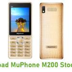 MuPhone M200 Stock ROM