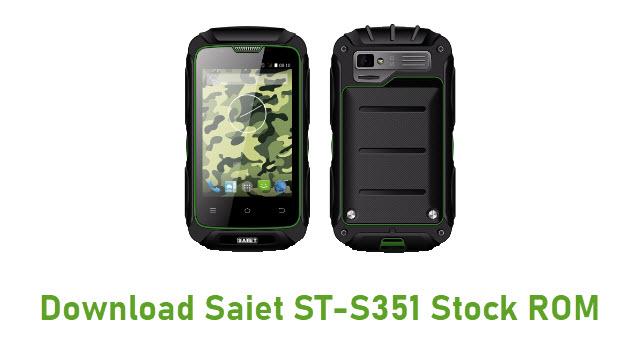 Download Saiet ST-S351 Stock ROM