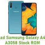 Samsung Galaxy A40s SM-A3058 Stock ROM