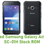 Samsung Galaxy Active Neo SC-01H Stock ROM