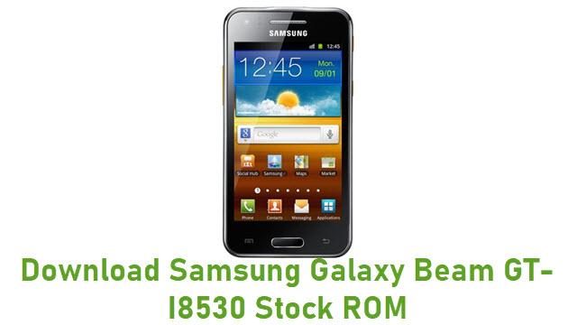 Download Samsung Galaxy Beam GT-I8530 Stock ROM
