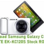 Samsung Galaxy Camera LTE EK-KC120S Stock ROM