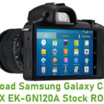 Samsung Galaxy Camera NX EK-GN120A Stock ROM