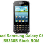 Samsung Galaxy Chat GT-B5330B Stock ROM
