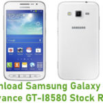 Samsung Galaxy Core Advance GT-I8580 Stock ROM