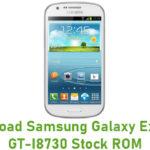 Samsung Galaxy Express GT-I8730 Stock ROM