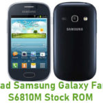 Samsung Galaxy Fame GT-S6810M Stock ROM