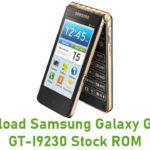 Samsung Galaxy Golden GT-I9230 Stock ROM