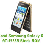 Samsung Galaxy Golden GT-I9235 Stock ROM