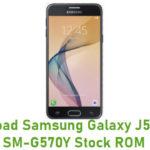 Samsung Galaxy J5 Prime SM-G570Y Stock ROM