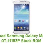 Samsung Galaxy Mega 5.8 GT-I9152P Stock ROM