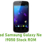 Samsung Galaxy Nexus GT-I9050 Stock ROM
