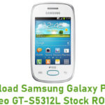 Samsung Galaxy Pocket Neo GT-S5312L Stock ROM