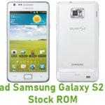 Samsung Galaxy S2 SC-02C Stock ROM