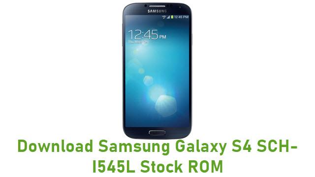 Download Samsung Galaxy S4 SCH-I545L Stock ROM
