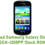 Samsung Galaxy Stellar 4G SCH-I200PP Stock ROM