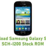Samsung Galaxy Stellar SCH-I200 Stock ROM