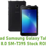 Samsung Galaxy Tab Active 2 8.0 SM-T395 Stock ROM