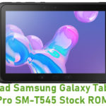 Samsung Galaxy Tab Active Pro SM-T545 Stock ROM