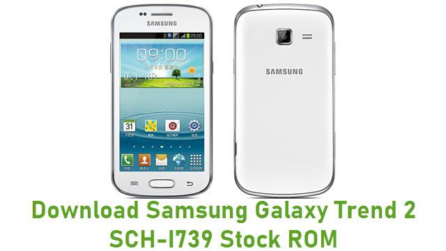 Download Samsung Galaxy Trend 2 SCH-I739 Stock ROM