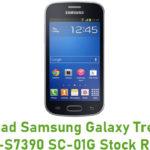 Samsung Galaxy Trend Lite GT-S7390 SC-01G Stock ROM