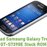 Samsung Galaxy Trend Lite GT-S7390E Stock ROM