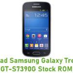 Samsung Galaxy Trend Lite GT-S7390G Stock ROM