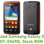 Samsung Galaxy Xcover GT-S5690L Stock ROM