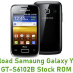 Samsung Galaxy Y Duos GT-S6102B Stock ROM