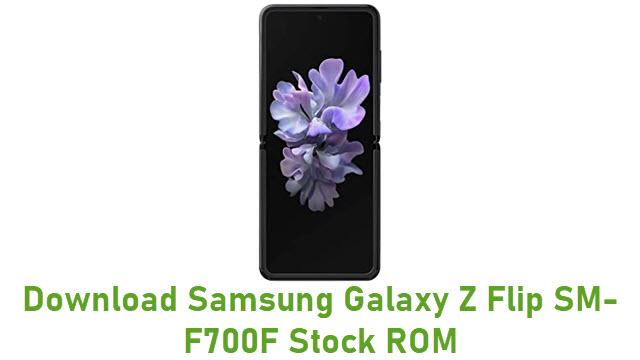 Download Samsung Galaxy Z Flip SM-F700F Stock ROM