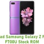Samsung Galaxy Z Flip SM-F700U Stock ROM
