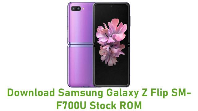 Download Samsung Galaxy Z Flip SM-F700U Stock ROM
