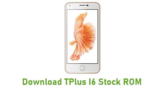Download TPlus I6 Stock ROM