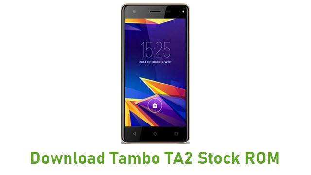 Download Tambo TA2 Stock ROM