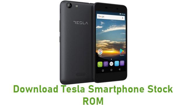 Download Tesla Smartphone Stock ROM