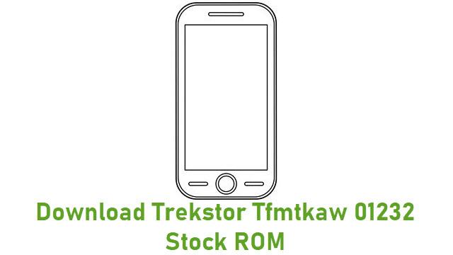 Download Trekstor Tfmtkaw 01232 Stock ROM