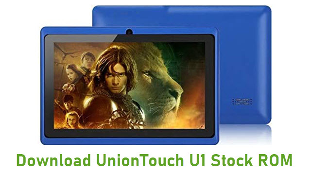 Download UnionTouch U1 Stock ROM
