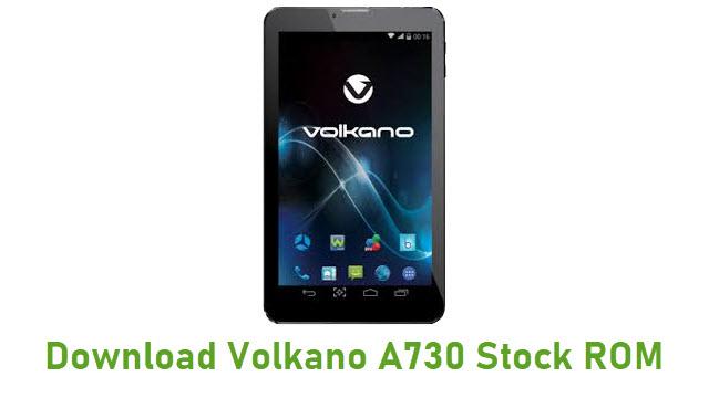 Download Volkano A730 Stock ROM