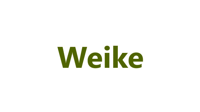 Download Weike Stock ROM